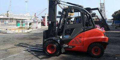 Εκσυγχρονίζεται ο μηχανολογικός εξοπλισμός στο λιμάνι του Ηρακλείου